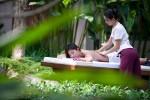 Thajská masáž olejová