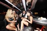 Párty v exkluzívnej limuzíne Hummer pre dámy