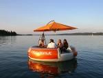 Párty-Grill Boat